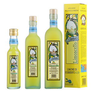 Limoncella- Traditional Italian Drink after Dinner