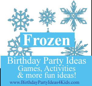How to make bithday parties fun?