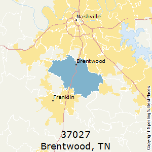 Brentwood, TN is an extraordinary choice to live a healthy life