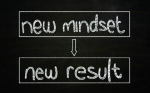 Internet selling mindset