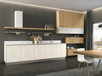 The international first fitted kitchen