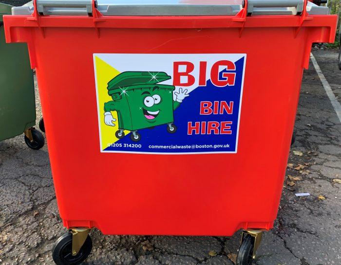 Does Gotta employ a skip container in Victoria? Go BINGO