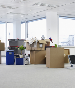 Office relocation for a checklist – third stage planning